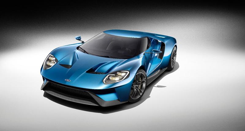 Ford GT, próximo ano