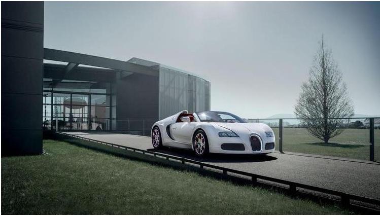 Bugatti Veyron. Cansado da mesmice?