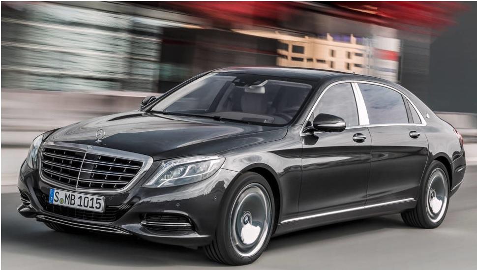 Mercedes-Maybach 600