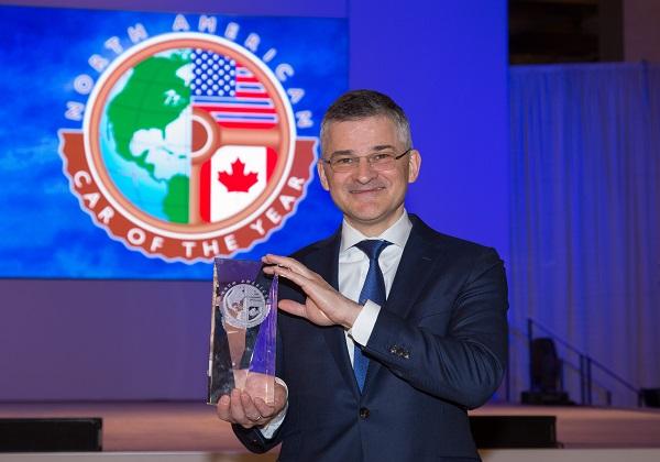 Michael Horn, CEO do Volkswagen Group of America