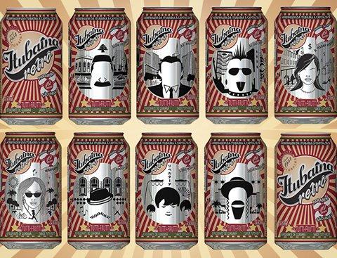 Tem até homenagem do tradicional refrigerante Tubaína para São Paulo: latas comemorativas