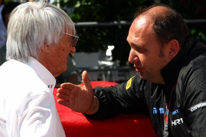 """Colin Kolles seria o responsável pela """"Séria B"""" da Fórmula 1"""