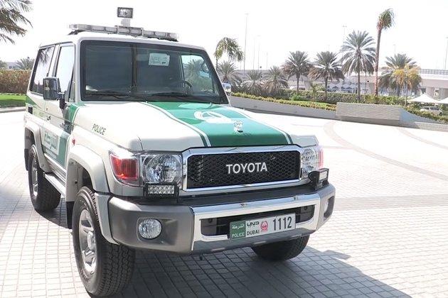 Dubai-Toyota