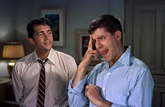 Dean Martin e Jerry: a dupla impagável
