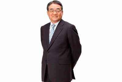 Shinichi Odo, CEO da NGK