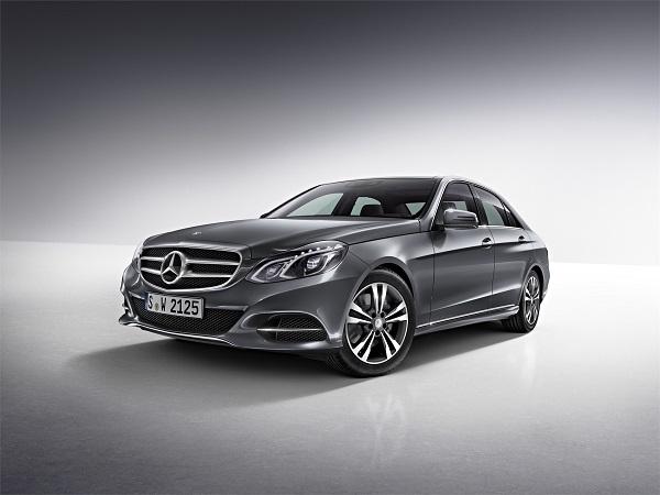 Mercedes blindado de fábrica