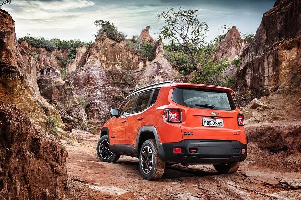 É Jeep, não é jipinho...