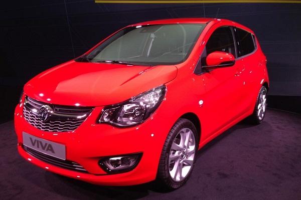 Opel Viva, breve na Argentina. Motor em SC.