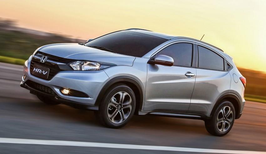 Honda HR-V. Não é jipinho para enganar-mãe-de-moça