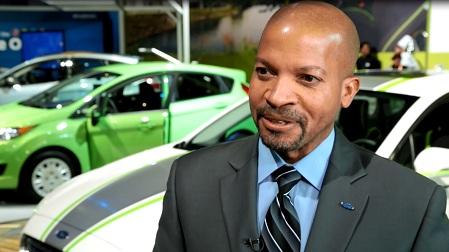 Don Butler, diretor-executivo de Veículos Conectados e Serviços da Ford