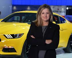 Barb Samardzich, chefe de operações da Ford Europa