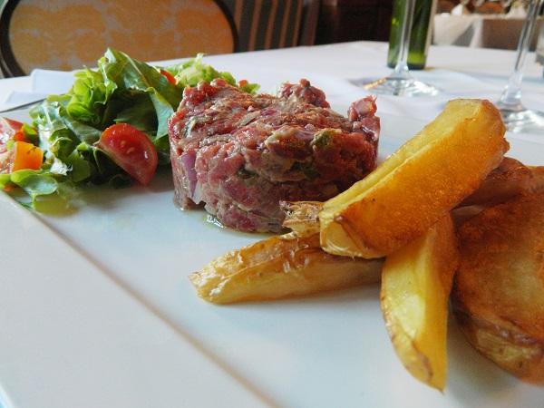Steak Dijon  do La Cucina Piemontese