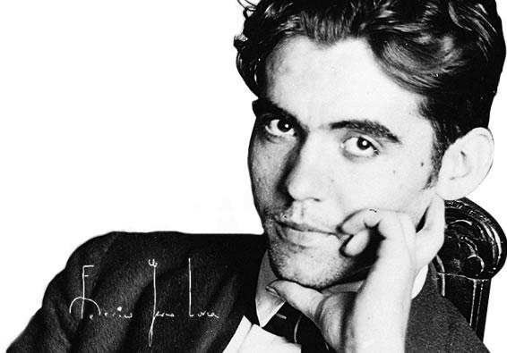 "Federico Garcia Lorca, autor de ""La Casa de Bernarda Alva"""