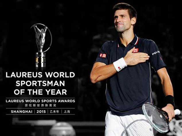 """Djokovic: o """"Atleta do Ano de 2014"""""""