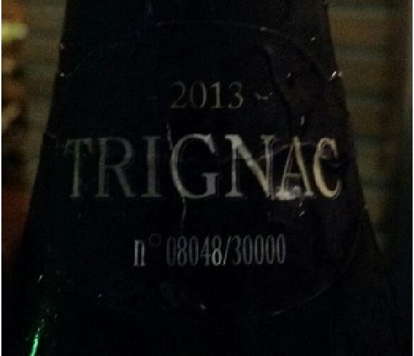 Trignac number