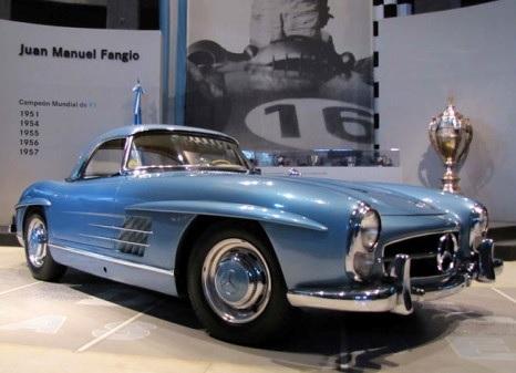 Mercedes Asa, de Fangio