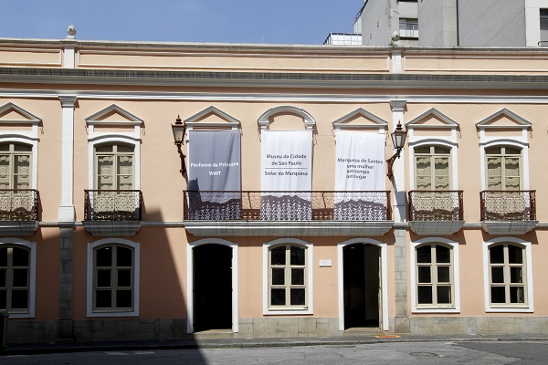 Solar da Marquesa de Santos – São Paulo (SP) – 12.12.2013 – Geral - Solar da Marquesa de Santos, Rua Roberto Simonsen, 136 – Centro - São Paulo. Foto: Jose Cordeiro/SPTuris.