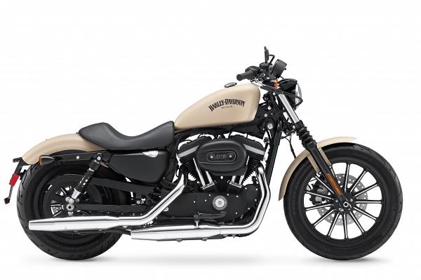 Harley-Davidson-Iron-883T