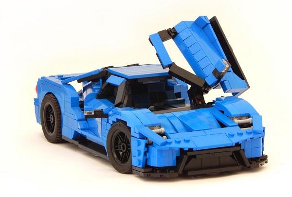 FordGT-Lego4