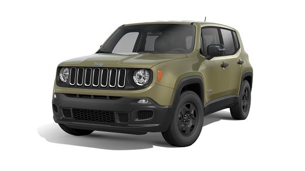 Renegade, ferramenta importante no crescimento recorde da Jeep