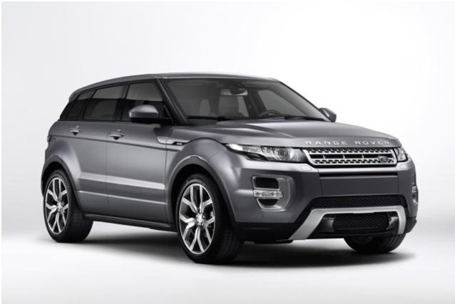 Evoque, mais vendido, será o primeiro Land Rover nacional