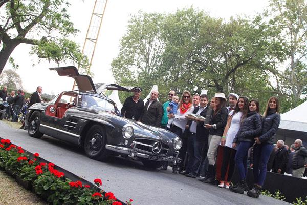 Mercedes Asa, Melhor na Autoclasica