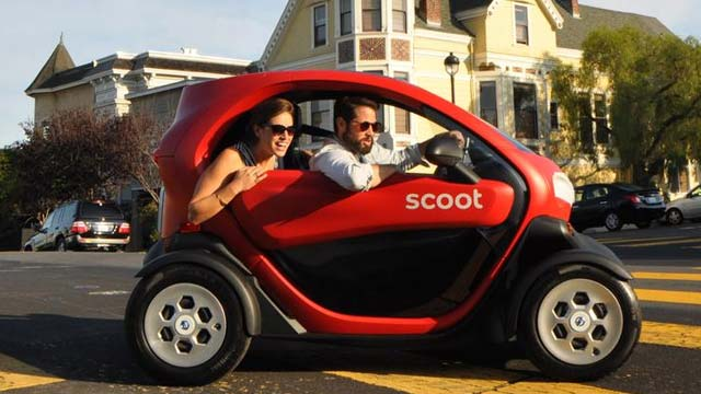 Scoot-Networks