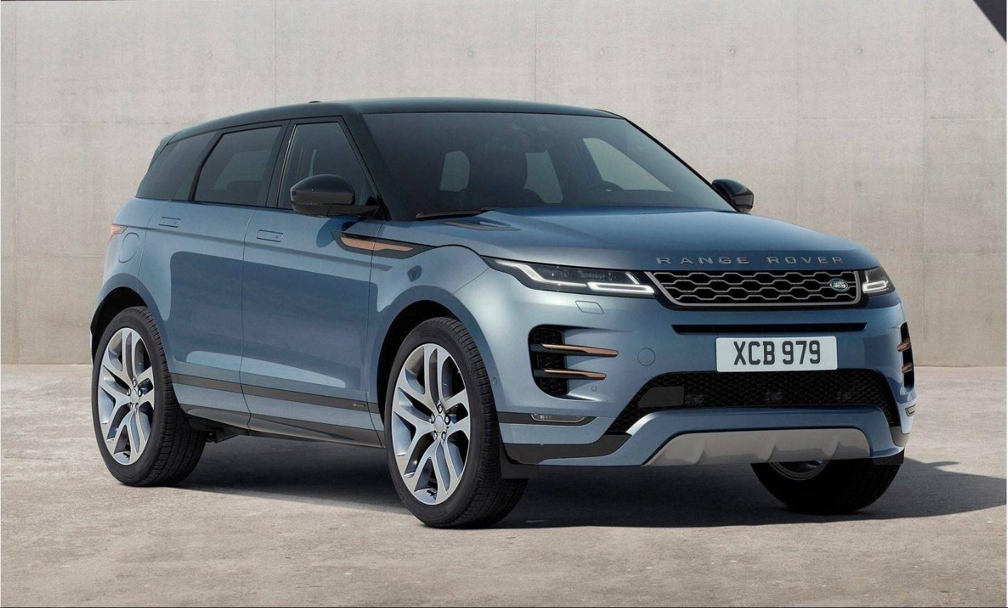 Land Rover desvenda o novo Range Rover Evoque