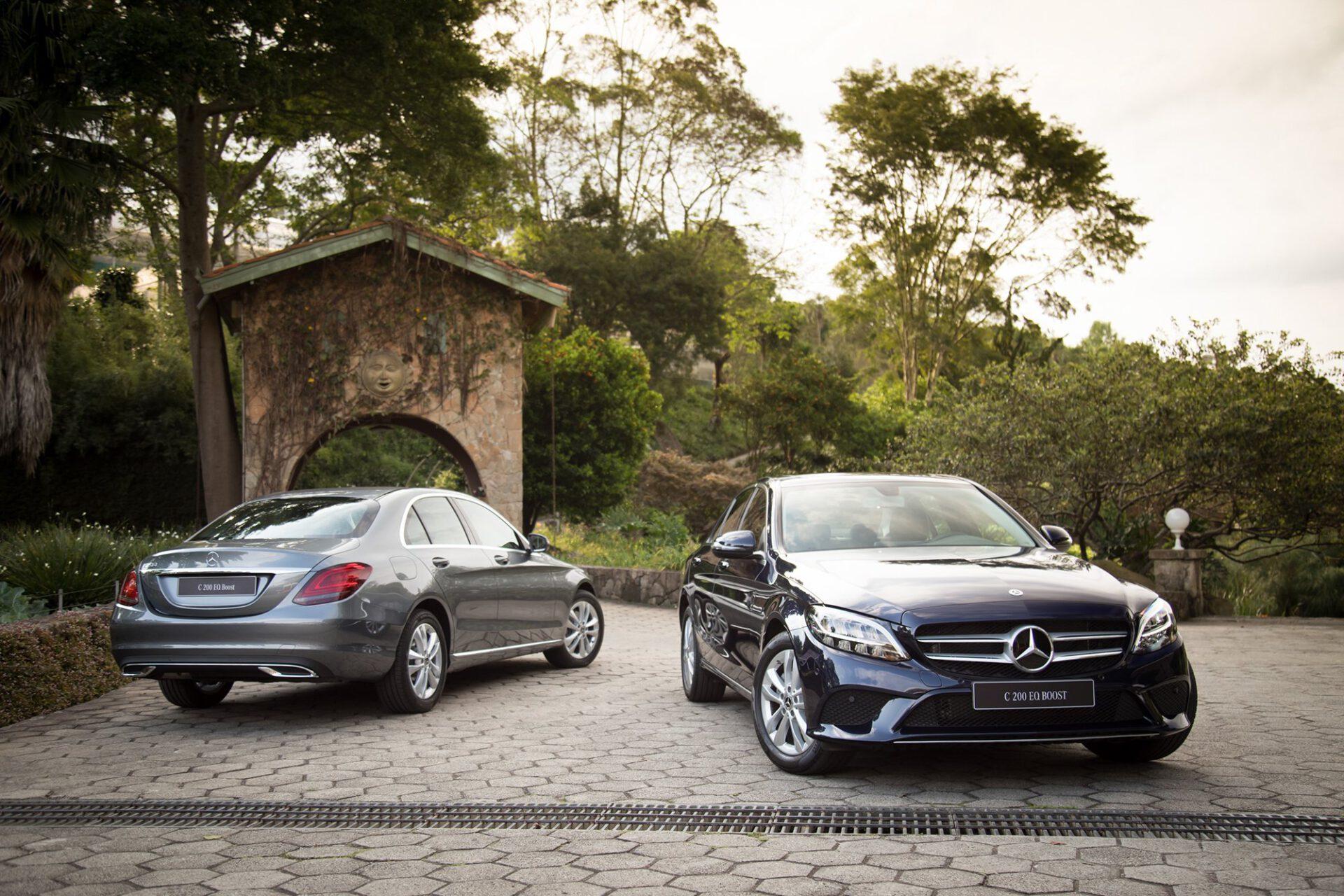 Mercedes Benz C200 EQ Boost