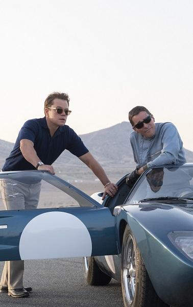 Super Top Motor O Segundo Trailer Do Filme Ford X Ferrari